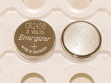 20 NEW BULK ENERGIZER CR2450 ECR 2450 3v LITHIUM BATTERY (20 BATTERIES) BULK