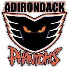 "Adirondack Phantoms AHL Hockey Bumper Window Locker Sticker Decal 5""X4"""