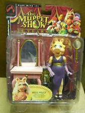 The Muppets Show series 1 MISS PIGGY action figure~Palisades Toys~Henson~MOSC