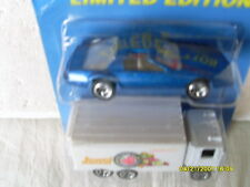 LIMITED EDITION HOT WHEELS JEWEL FOODS DELIVERY TRUCK & 1982 FIREBIRD