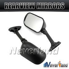 Rear View Mirrors for Suzuki GSXR 1000 K1 2001-2002/GSXR 600 750 2002-2003 Black