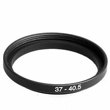 37mm-40.5mm 37-40.5 mm 37 to 40.5 Step Up Ring Filter Adapter