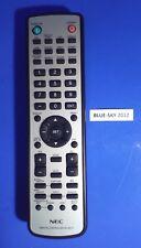 Orignal NEC RU-M117 Multisync DisplayV551 V552 V651 V652 V801 V422 V423 V461 P..