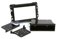 Metra 99-6518B Single/Double Din Installation Kit w/ Pocket for 2013 Dodge Ram