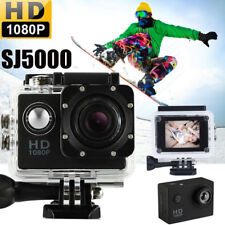 "ULTRA HD ACTION CAMERA SJ5000 2"" 1080P SPORTS DV CAM WATERPROOF AS GOPRO"