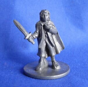 Monopoly Frodo Token Lord Of The Rings Trilogy Replacement Game Part Mover Piece