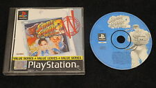 PS1 : STREET FIGHTER COLLECTION 2 - Compatibile PS2 e PS3