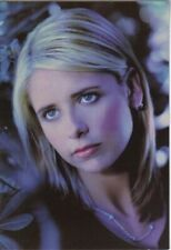 Buffy the Vampire Slayer 4 x 6 Photo Postcard Buffy Looking Aside #3 New Unused