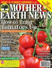 Mother Earth News Train Tomatoes Up Climate Build Natural issue 305 Magazine