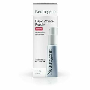 Neutrogena Rapid Wrinkle Repair Serum Accelerated Retinol SA 1 OZ