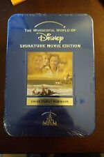 Swiss Family Robinson DVD SIGNATURE MOVIE EDITION NEW / SEALED TIN 1960
