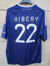 Maillot Equipe de FRANCE Adidas RIBERY n°22 FFF shirt XL