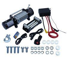 5909KG Treuil à chenilles électrique automatique 13000LB pr tout-terrain auto EL