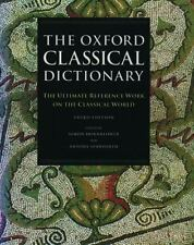 The Oxford Classical Dictionary by
