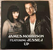 JAMES MORRISON feat JESSIE J - UP (EU PROMO CD)