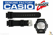 CASIO G-Shock GD-X6900-7 Original Black Rubber BAND & BEZEL Combo