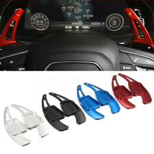 For Audi A4L A5 S4  Q2 Q3 Q7 TT TTS Steering Wheel Gear Shift Paddle Shifter