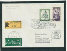 Christkindl Reco-Brief 28.11.1975, LZ Wien, Ersttag  (CH15)