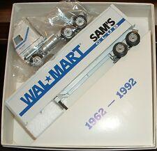 Wal Mart Sams Club '92 30yrs Winross Truck