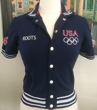 2004 Olympics Opening Ceremony Official Parade Shirt Roots Women's size M