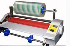 Brand New Fm 480 Laminator Four Rollers Hot Roll Laminating Machine