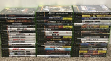 Xbox Original Games! Tested and Working. Many Complete. Pick and Choose!!