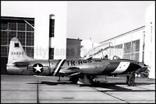 USAF Lockheed T-33 Shooting Star 78th FW Hamilton AFB 1950's 8x12 Photos