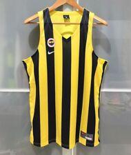 17-18 Nike Fenerbahce Istanbul Turkey Mens Basketball Jersey Fiba Euroleague L
