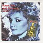 """Bonnie TYLER Vinyl 45T 7"""" HERE SHE COMES Metropolis TIME -CBS 4637 F Rèduit RARE"""