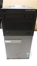 FAST Windows 10 DELL OPTIPLEX 3010 MT i5 3.20 4GB RAM 500GB HDD PC Desktop WiFi