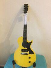 Vintage LP Junior Electric Guitar V120 TVY (BLUZE GIT YELL)