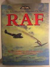 AN ILLUSTRATED HISTORY OF THE RAF BATTLE OF BRITAIN 50TH ANNIVERSARY COMMEMORATI