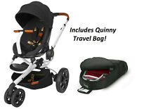 Quinny Moodd Stroller Jet Set Special Edition Rachel Zoe With Travel Bag!