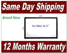 """iMac 21.5"""" A1311 Front Glass Cover Replacement 922-9117 Years 2009 - 2010"""
