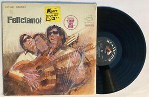 Jose Feliciano!: Feliciano Vinyl Album LP 1968 RCA Victor Records