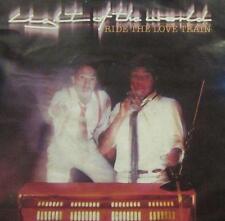 "Light Of The World(7"" Vinyl)Ride The Love Train-EMI-EMI 5242-UK-VG/VG+"