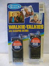 1983 vintage SIMON & SIMON toy Walkie-Talkies MOC Gordy International set RARE !