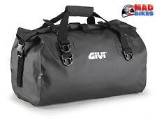 GIVI ea115bk (WP400) moto impermeabile sacchetto dei bagagli 40L resistente Dry