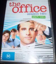 The Office (Steve Carrell) Season Two 2 Part Two 2 (Aust Region 4) DVD – New
