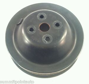 1994-1999 MERCEDES-BENZ S420 W140 ~ WATER PUMP PULLEY ~ OEM PART