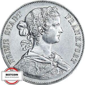 FRANKFURT  AKS   8  1 Vereinsthaler von 1860 in f.VZ  1076010
