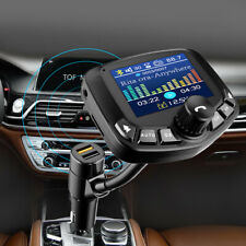 Bluetooth Stereo Car Kit MP3 Player FM Transmitter Hands free USB Charger