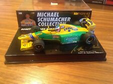 1/43 Minichamps Bennetton Schumacher B193 193b msc#9