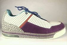 Undr Crwn Sneakers Shoes White Cyan Elephan MENS Sz US 16 EU 50.5 UK 15 RARE