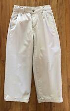 Boys Old Navy Khaki Pants Tan Uniform Sz 6