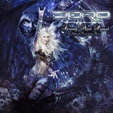 Englische live Metal Musik-CD 's