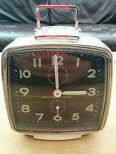 Beautiful Seiko Corona Repeater Wind-Up Alarm Clock - Vintage / Retro