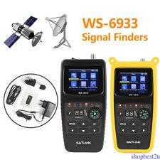 ws-6933 hd 2.1 zoll lcd satlink dvb - s2 digitales satelliten eu finder neue