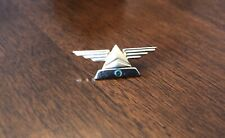 Delta Airlines 15 Year Service Pin *1/10 10k* No Back