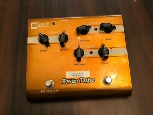 Seymour Duncan Twin Tube Classic 2 Stage Distortion Foot Pedal
